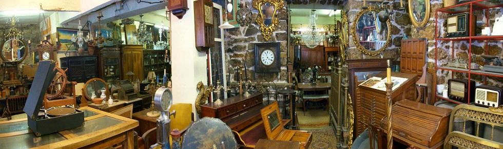 Antig edades la txatarreria brocante compra venta objetos - Compra y venta de muebles antiguos ...